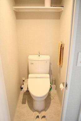 1407 トイレ