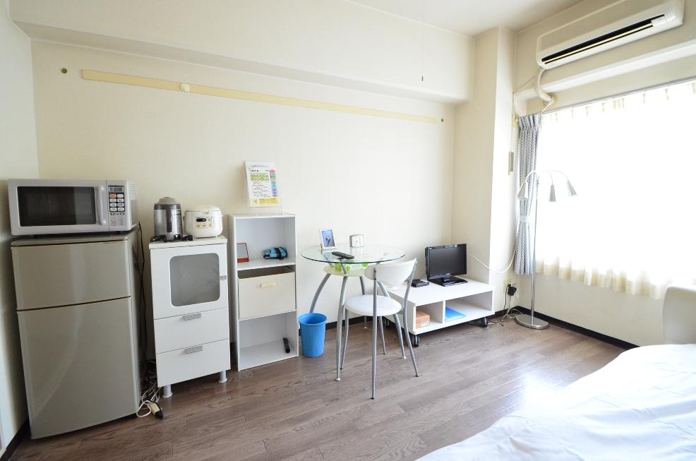 コートコア202居室4