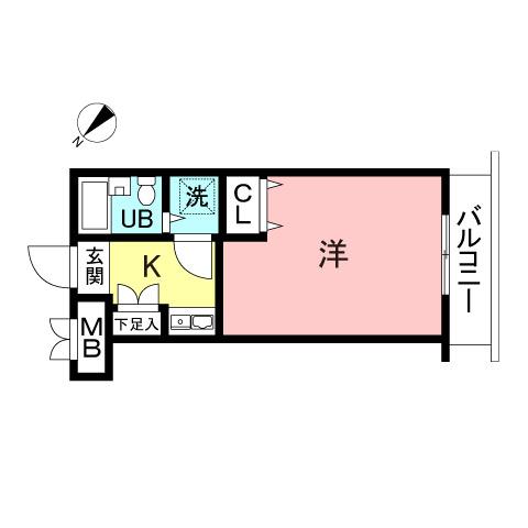 ガラ-ステージ武蔵小金井102