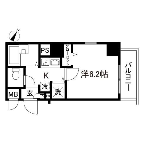 ガラ・シティ日本橋茅場町302号室