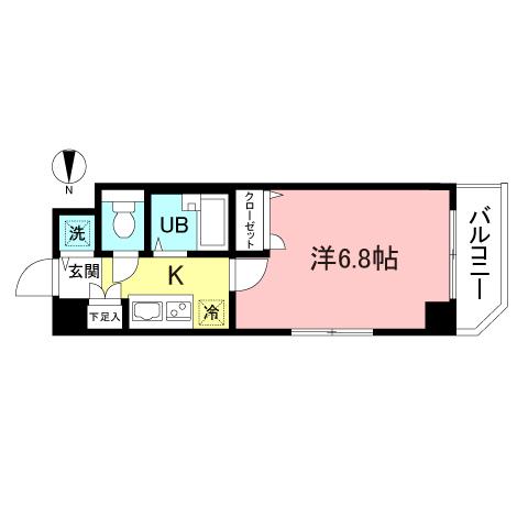 菱和パレス飯田橋201号室写真