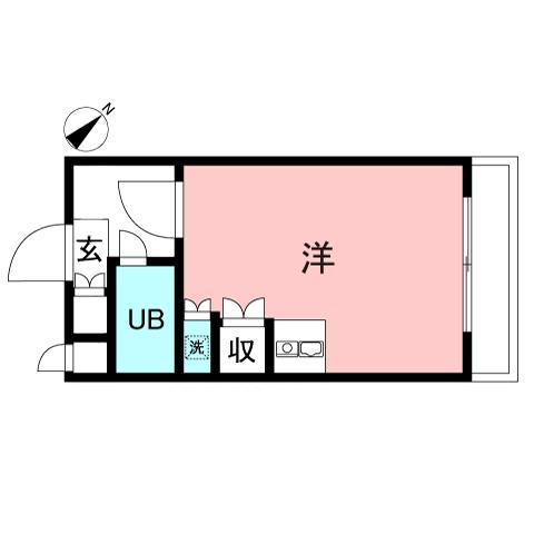 トップ川崎第三号室