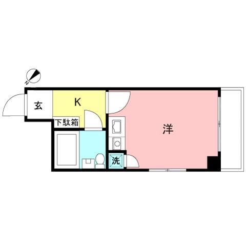 モンタベルデ横浜1106号室