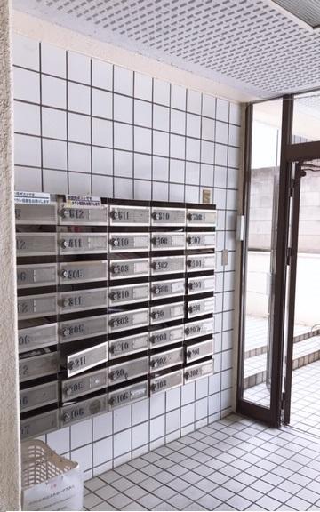 郵便ポスト1