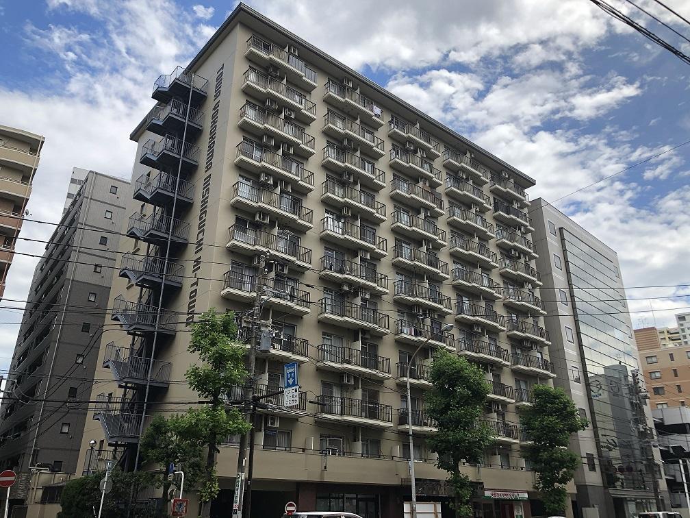 東都マンスリー 藤和横浜西口ハイタウン<br>【WiFi無料!】<br>横浜徒歩11分 他8路線利用可!