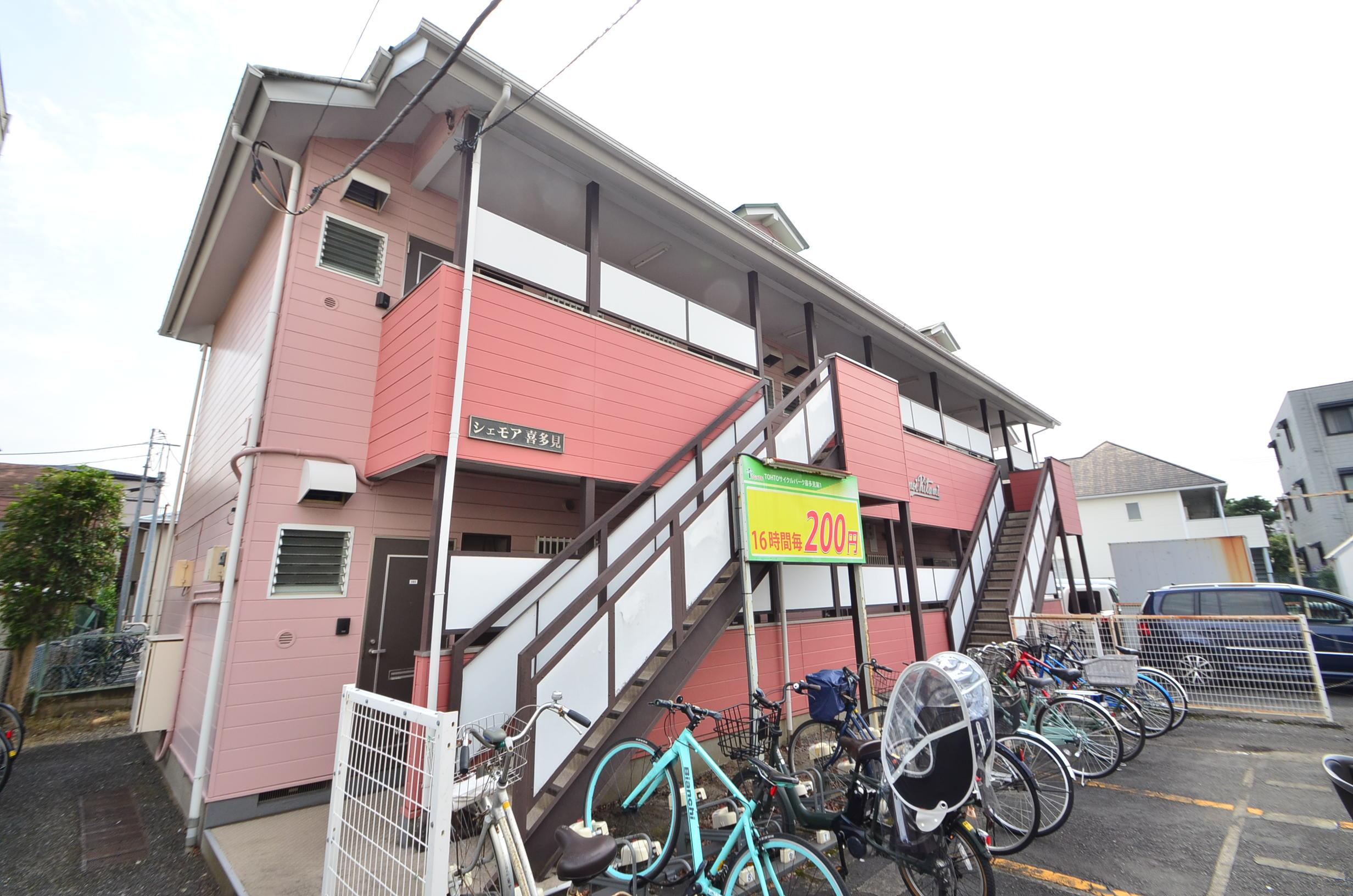 6465東都マンスリー コミュニティー・トーケン(狛江駅)【WiFi対応!新宿まで電車20分】